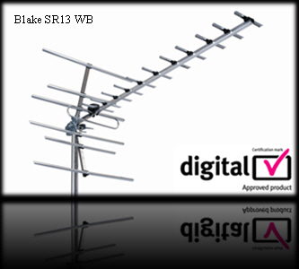 Approved freeview aerial