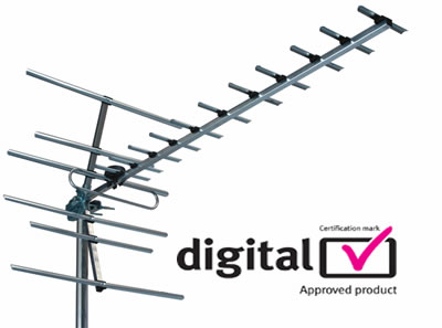 DIGITAL TV AERIAL PAGE Dunsfold