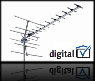 Digital Approved TV aerials Freeview TV aerial